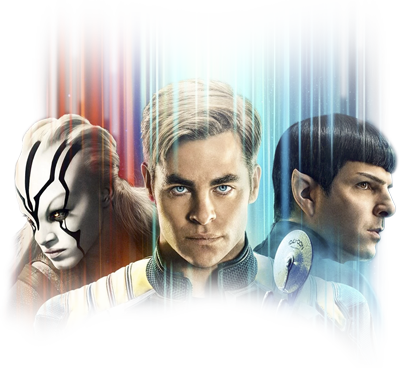 Star Trek Beyond team