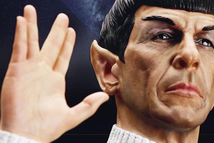 Star Trek Mr. Spock