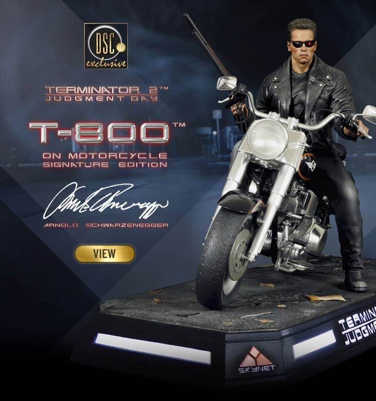 Terminator Exclusive Edition