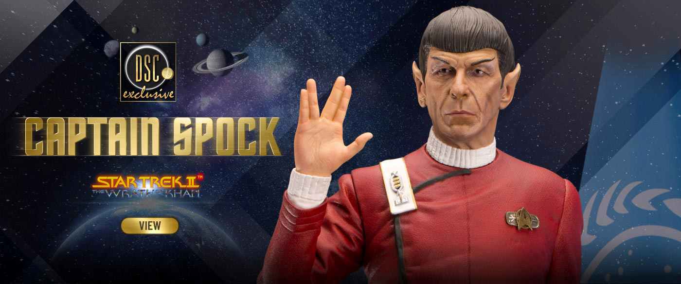 Spock Exclusive Edition