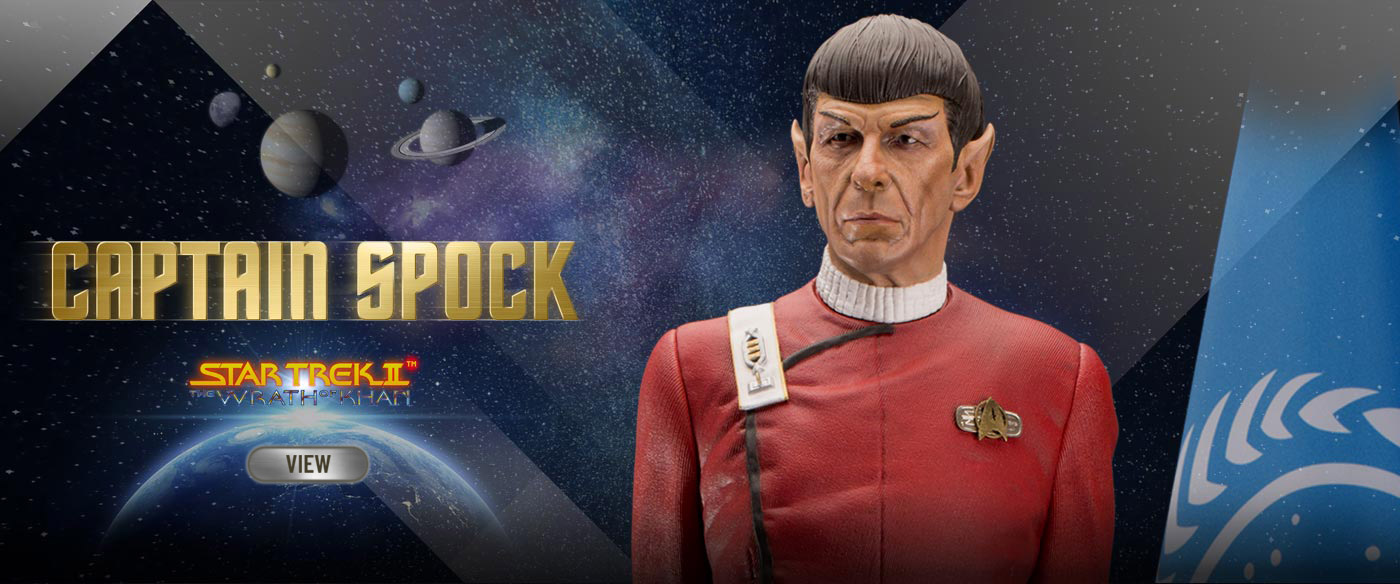 Spock Regular Edition