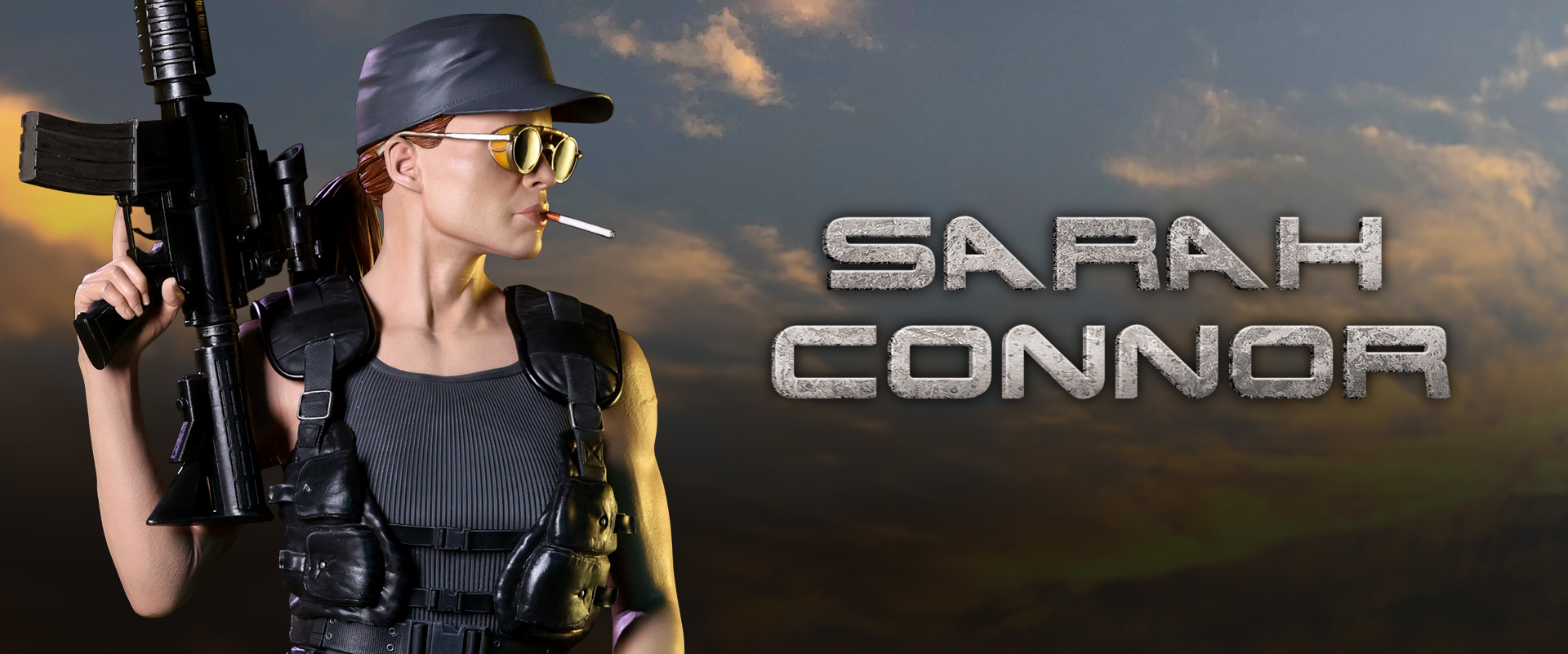 Sarah Connor Exclusive