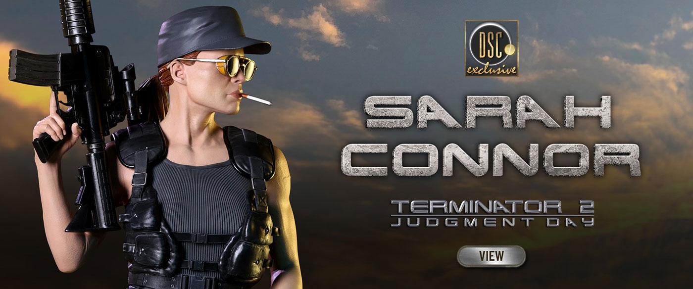 Sarah Connor exclusive ed